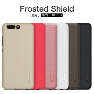 เคส NILLKIN Super Frosted Shield Huawei P10 Plus แถมฟิล์มติดหน้าจอ