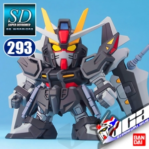 SD BB293 STRIKE NOIR GUNDAM