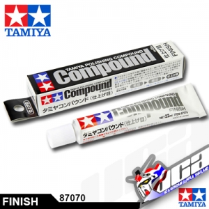 TAMIYA POLISHING COMPOUND FINISH