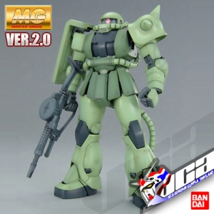 MG MS-06F ZAKU II VER 2.0