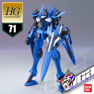HG BRAVE COMMANDER TEST TYPE