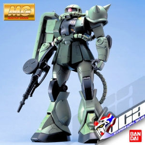 MG MS-06F/J ZAKU II