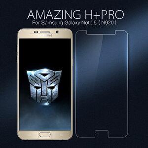 NILLKIN ฟิล์มกระจกนิรภัย 9H+ PRO Galaxy Note 5 แถมฟิล์มด้านหลัง