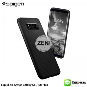 เคส SPIGEN Liquid Air Armor Galaxy S8 Plus