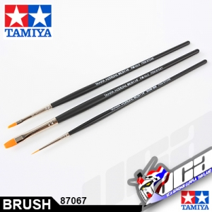 TAMIYA MODELING BRUSH HF STANDARD SET