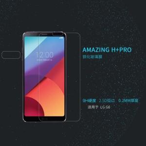 กระจกนิรภัย NILLKIN 9H+ PRO Huawei LG G6 แถมฟิล์มติดเลนส์กล้อง