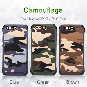 เคสลายพราง / ลายทหาร NX CASE Camo Series Huawei P10