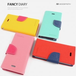 GOOSPERY Fancy Diary Galaxy S6 Edge