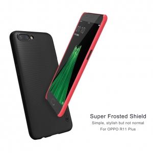 เคส NILLKIN Super Frosted Shield OPPO R11 Plus แถมฟิล์มติดหน้าจอ
