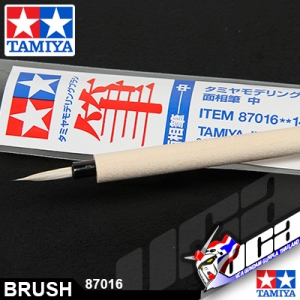 TAMIYA POINT BRUSH MEDIUM