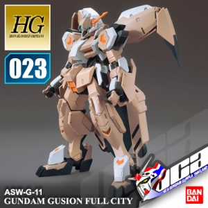 HG GUNDAM GUSION FULL CITY