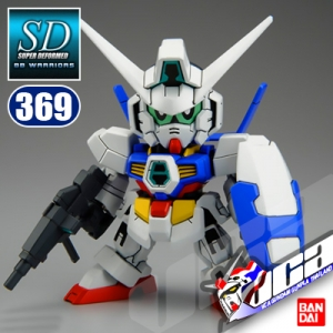 SD BB369 GUNDAM AGE-1 NORMAL / TITUS / SPALLOW