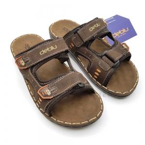 รองเท้าแตะ Deblu M808 [Brown]