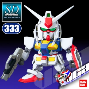 SD BB333 0 GUNDAM (TYPE A.C.D.)