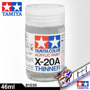 ACRYLIC X-20A ACRYLIC THINNER 46ML