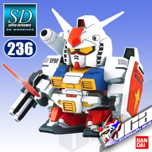 SD BB236 PF-78-1 PERFECT GUNDAM