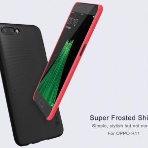 เคส NILLKIN Super Frosted Shield OPPO R11 แถมฟิล์มติดหน้าจอ