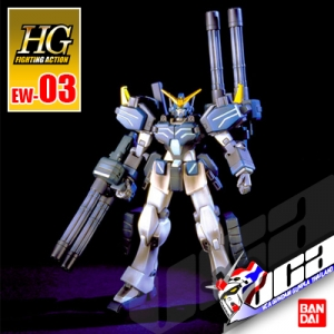 HG GUNDAM HEAVY ARMS CUSTOM