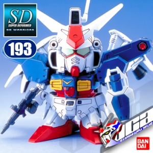 SD BB193 GUNDAM GP01FB