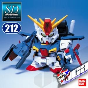 SD BB212 ZZ GUNDAM