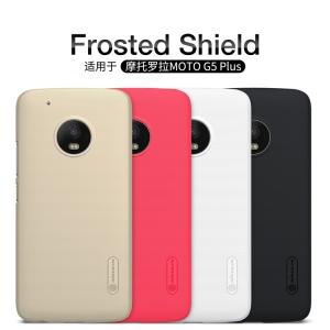 เคส NILLKIN Super Frosted Shield MOTO G5 Plus แถมฟิล์มติดหน้าจอ