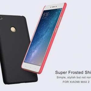 เคส NILLKIN Super Frosted Shield Xiaomi Mi Max 2 แถมฟิล์มติดหน้าจอ