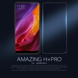กระจกนิรภัย NILLKIN 9H+ PRO Xiaomi Mi Mix 2 แถมฟิล์มติดด้านหลังและเลนส์กล้อง