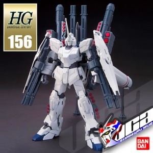 HG FULL ARMOR UNICORN GUNDAM UNICORN MODE