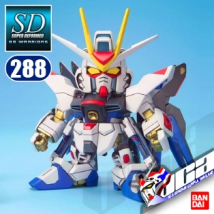 SD BB288 STRIKE FREEDOM GUNDAM