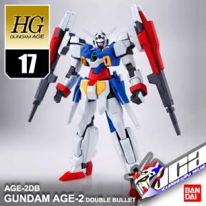 HG GUNDAM AGE-2 DOUBLE BULLET