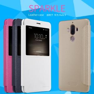 เคสฝาพับ NILLKIN Sparkle Leather Case Huawei Mate 9