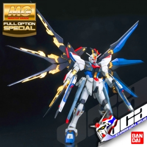 MG STRIKE FREEDOM GUNDAM (FULL BURST MODE)