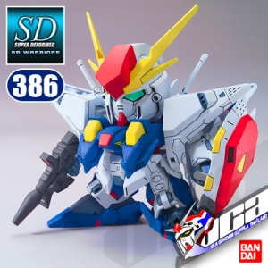 SD BB386 Ξ XI GUNDAM
