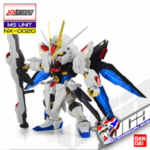 NXEDGE STYLE STRIKE FREEDOM GUNDAM (RE: COLOR VER.)