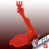 Action Base 2 Sparkle Clear Red แดงใสมีกลิทเตอร์