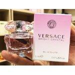 Versace Bright Crystal 5ml. Eau de Toilette ขนาดทดลอง