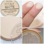 Rimmel Stay Matte Pressed Powder 14 g. # Transparent