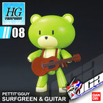 HG PETIT'GGUY SURFGREEN & GUITAR