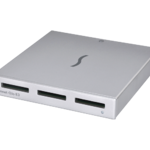 Qio E3 SxS Media Reader Thunderbolt