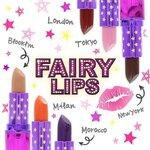 พร้อมส่ง Fairy Lips by Fairy Fanatic ลิปสติกเนื้อแมท ติดทนนาน 12 ชั่วโมง ไม่ลอกเป็นคราบ เนื้อแน่นสีสดสวย เนื้อลิปเนียนนุ่ม