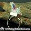 ▽ANGEL AURA QUARTZ -แหวนเงินแท้ 925 (แหวนเบอร์ : 52) 4.8g thumbnail 8