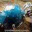▽อะพาไทต์ (Blue Apatite) จี้เงินแท้ 925 (4g) thumbnail 1