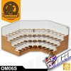 OM06S CORNER PAINTS MODULE 26MM
