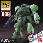 HG MAN RODI