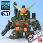 SD BB251 FA-78-1 FULL ARMOR GUNDAM