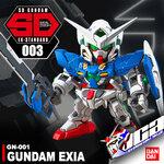 SDEX GUNDAM EXIA