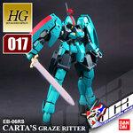 HG CARTA'S GRAZE RITTER