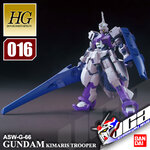 HG GUNDAM KIMARIS TROOPER