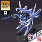 HG GN ARMS TYPE-E + GUNDAM EXIA