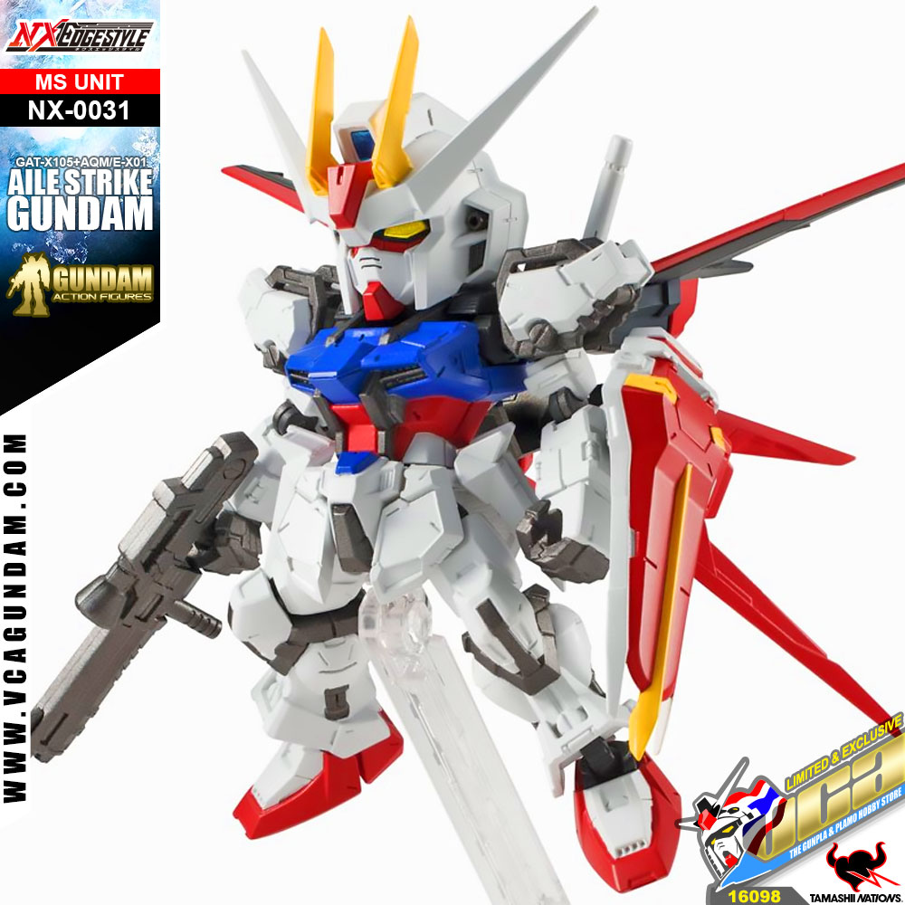 Bandai NXEDGE STYLE Aile Strike Gundam NX-0031 IN STOCK USA